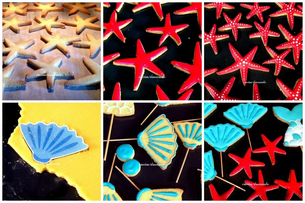 Sirenetta cookies e cake